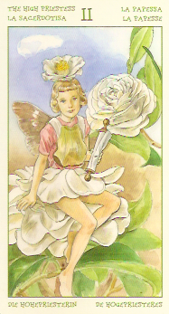 Camellia, The Spirit of Flowers Tarot/Tarot Floral