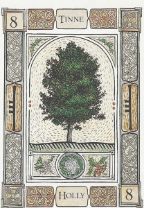 Holly from The Celtic Tree Oracle