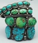 old and new navajo bracelets