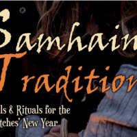 Book Review: Samhain Traditions: 13 Spells & Rituals for the Witches' New Year
